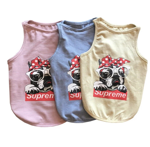 Supreme Striped Tank