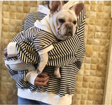 Classic Striped Hoodie