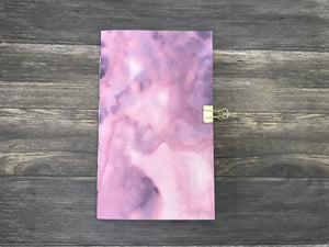 Rose of Ultramarine Travelers Notebook Insert