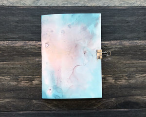 Fractal Travelers Notebook Insert