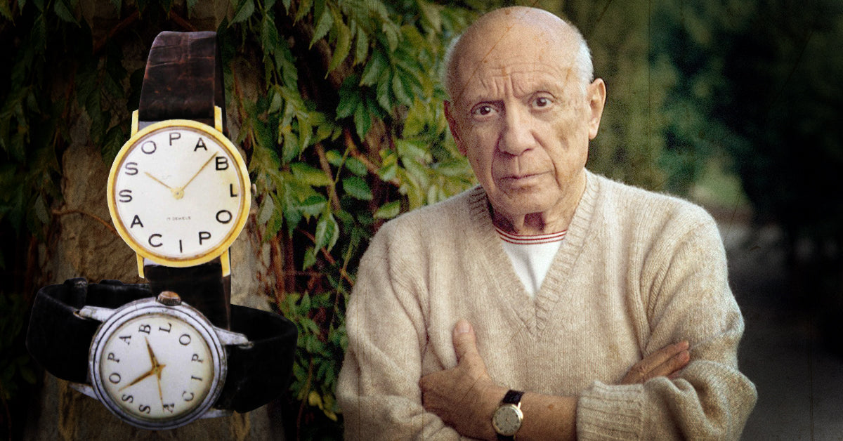 Pablo Picasso's Watch