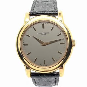Patek Philippe Calatrava 18K Yellow Gold Ref. 5032J Automatic
