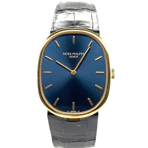 Patek Philippe Golden Ellipse 18K Yellow Gold Ref. 3848J