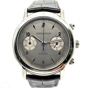 Audemars Piguet Jules Audemars Chronograph Automatic Stainless Steel