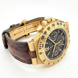 BVLGARI Diagono Professional Chronograph 18K Yellow Gold