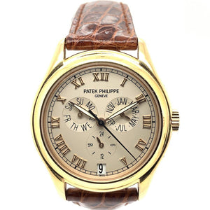 Patek Philippe Complication Annual Calendar 18K Rose Gold Ref. 5035R
