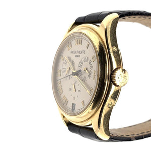 Patek Philippe Complication Annual Calendar 18K Yellow Gold Ref. 5035J