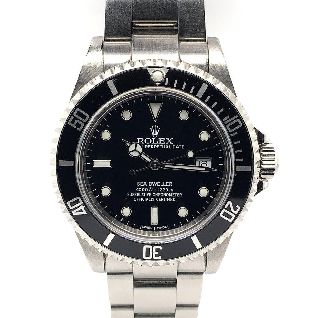 Rolex Sea-Dweller Stainless Steel Ref. 16600T