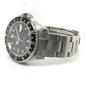 Rolex GMT-MASTER II Stainless Steel Oyster Bracelet Ref. 16710T
