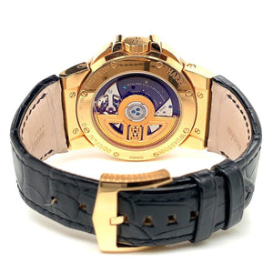 Harry Winston Ocean Tourbillon 18K Rose Gold Limited Edition