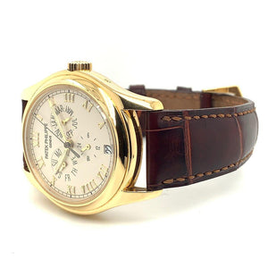 Patek Philippe Complication Annual Calendar 18K Yellow Gold Ref. 5035J-001