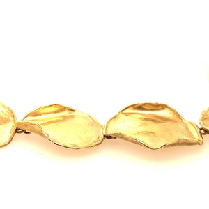 Tiffany & Co. Rose Petal Suite Designed By Angela Cummings 18K Yellow Gold 1979
