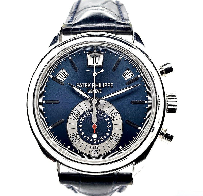 Buy Patek Philippe Annual Calendar Chronograph Platinum - Twain Time