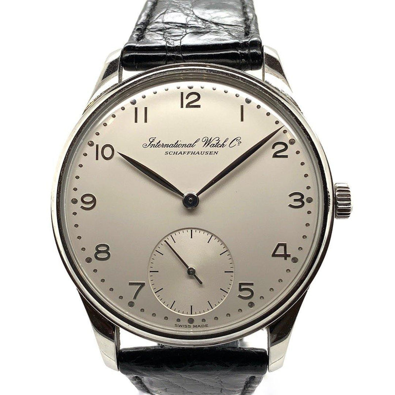 IWC Portugieser Jubilee 125th Anniversary Platinum Limited Edition