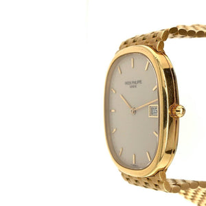 Patek Philippe Golden Ellipse 18K Yellow Gold Ref. 3747/1J