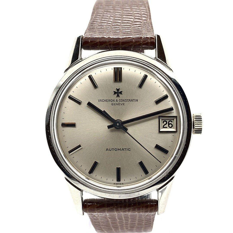 Vacheron Constantin Classic Round Vintage Stainless Steel Automatic