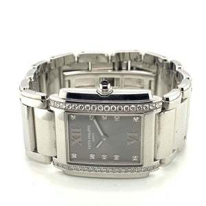 Patek Philippe Twenty-4 Stainless Steel Ref. 4910-10A