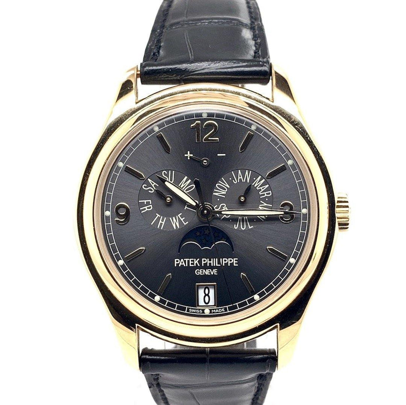 Patek Philippe Annual Calendar Moon Phases 18K Yellow Gold Ref. 5146J-010