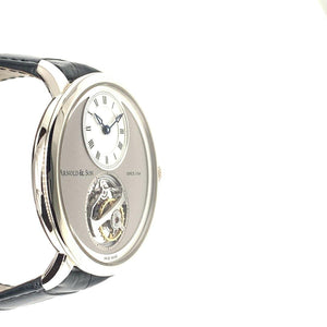 Arnold & Son UTTE Tourbillon Palladium Ultra-Thin Limited Edition