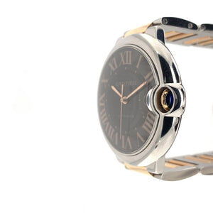 Cartier Ballon Bleu De Cartier Two Tone Stainless Steel & 18K Rose Gold
