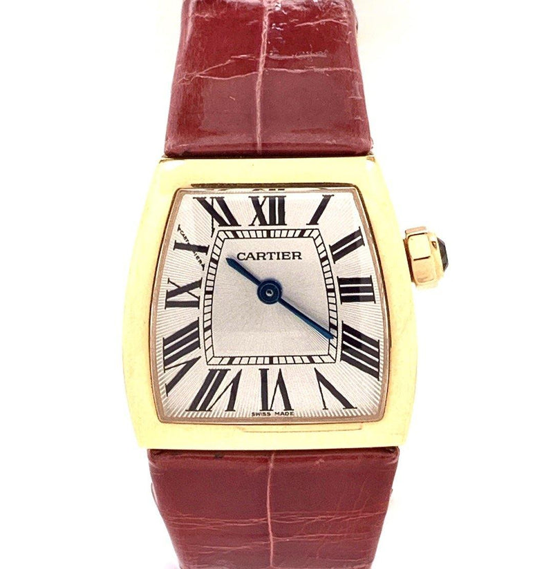 Cartier La Dona 18K Yellow Gold
