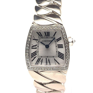 Cartier La Dona 18K White Gold & Diamonds Ref. WE60039G | Twain Time