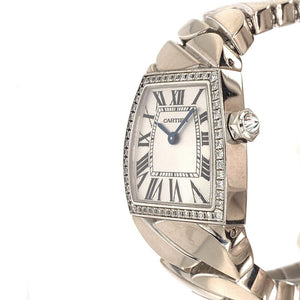 Cartier La Dona 18K White Gold & Diamonds Ref. WE60039G | Twain Time  Edit alt text