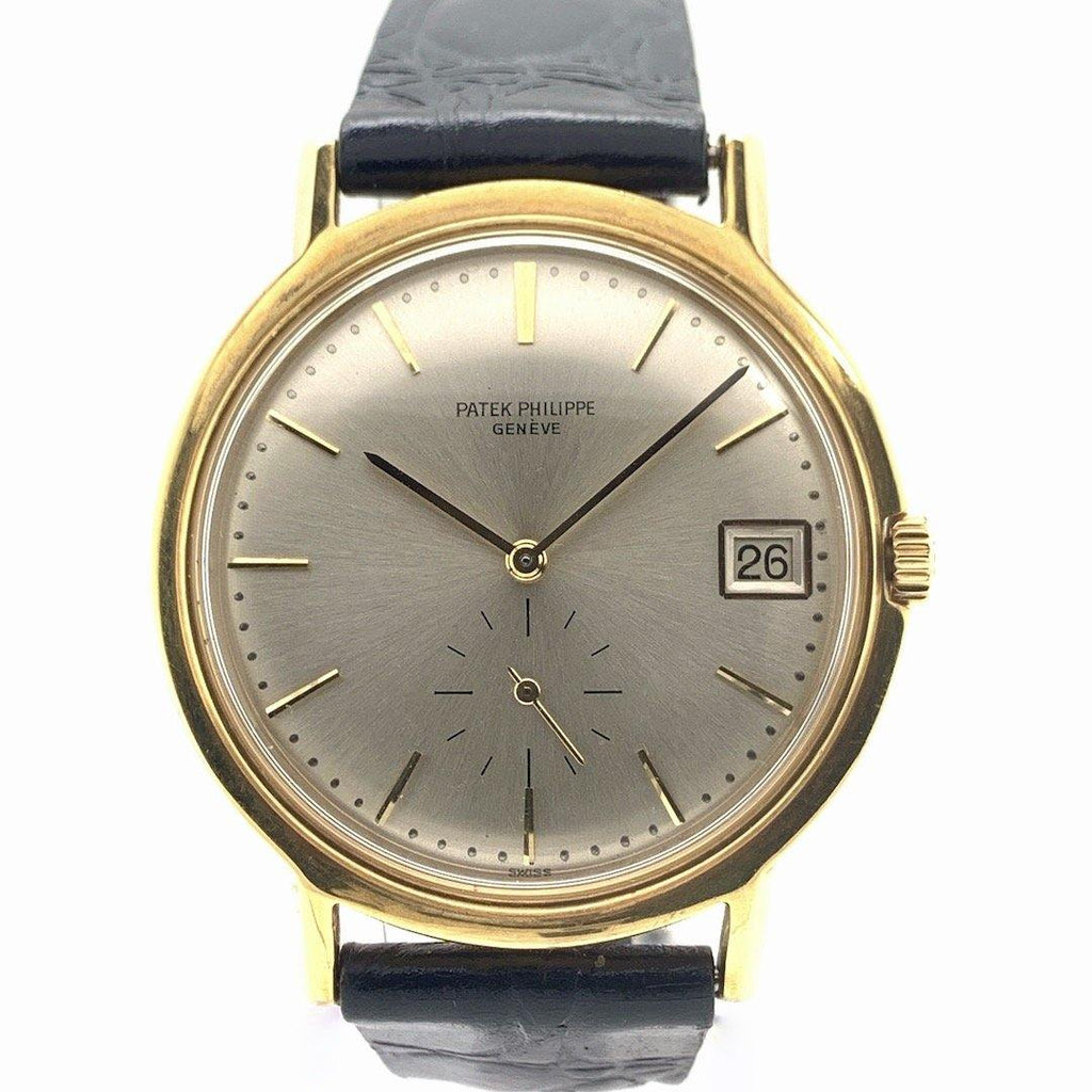 Patek Philippe Calatrava 18K Yellow Gold Automatic Ref. 3541J 1960's