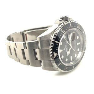 Rolex Sea-Dweller 4000 Red Letter Dial Ceramic Stainless Steel 50th Anniversary Ref. 126600