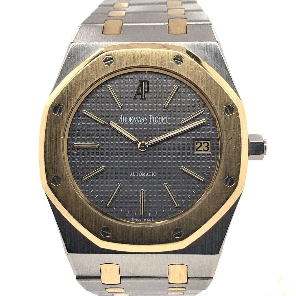 Audemars Piguet Vintage Royal Oak Jumbo 18K Yellow Gold & Stainless Steel Ref. 5402SA