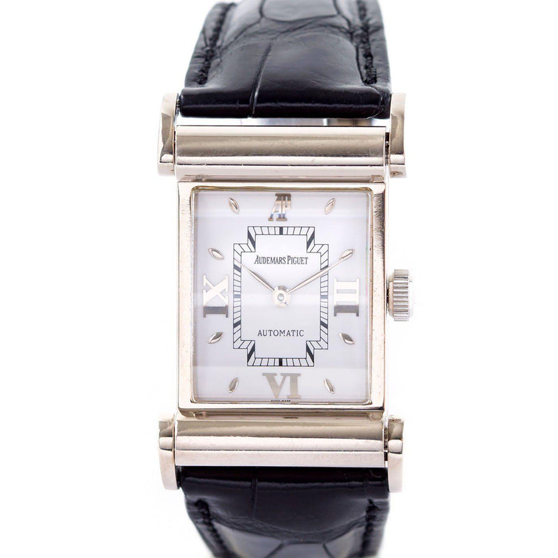 Audemars Piguet Canapé 18K White Gold - Twain Time, Inc.
