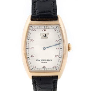 Franck Muller Jump Hours 18K Rose Gold - Twain Time, Inc.