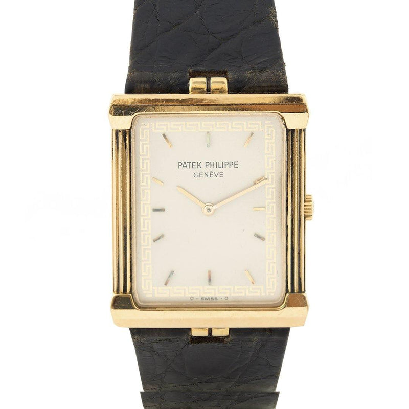 Patek Philippe Les Grecques 18K Yellow Gold Ref. 3775J - Twain Time, Inc.