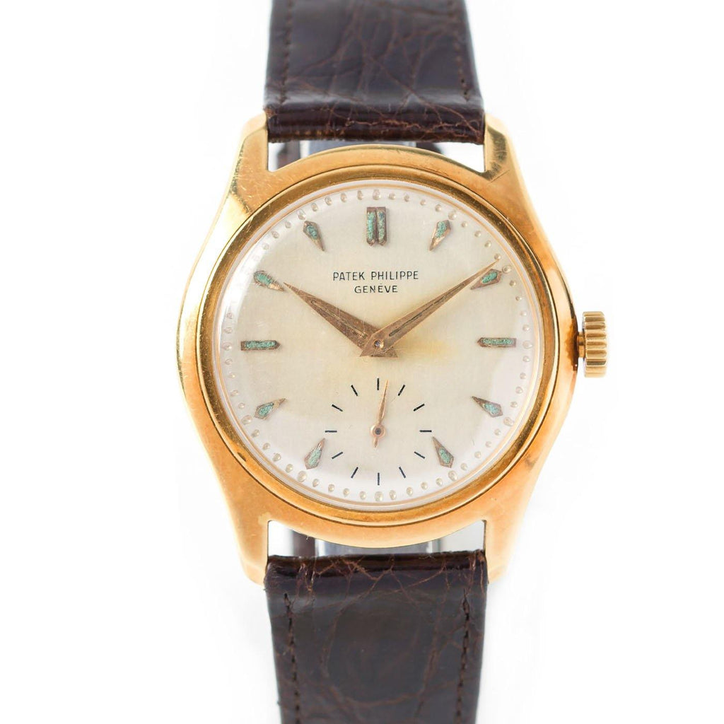 Patek Philippe Calatrava 18K Yellow Gold Ref. 2532J - Twain Time, Inc.