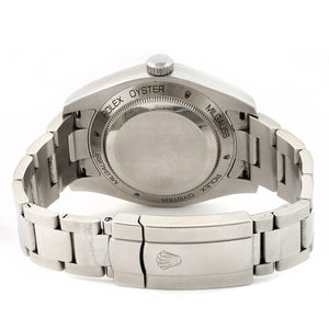 Rolex Milgauss Stainless Steel - Twain Time, Inc.