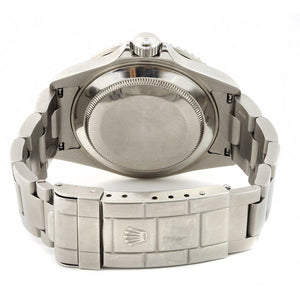 Rolex Submariner Date  Stainless Steel No Holes Case - Twain Time, Inc.