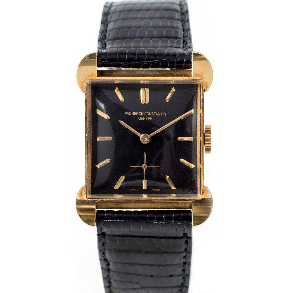 Vacheron Constantin Vintage - 18K Yellow Gold - Twain Time, Inc.