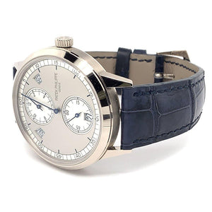 Patek Philippe Complications Annual Calendar Regulator 18K White Gold Ref. 5235G-001