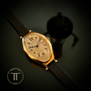 Patek Philippe Gondolo Tonneau Curvex-Shaped Case 9 18K Yellow Gold Circa 1919