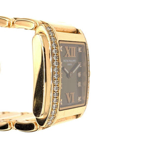 Patek Philippe Twenty-4 Ref. 4908R 18K Rose Gold and Diamonds