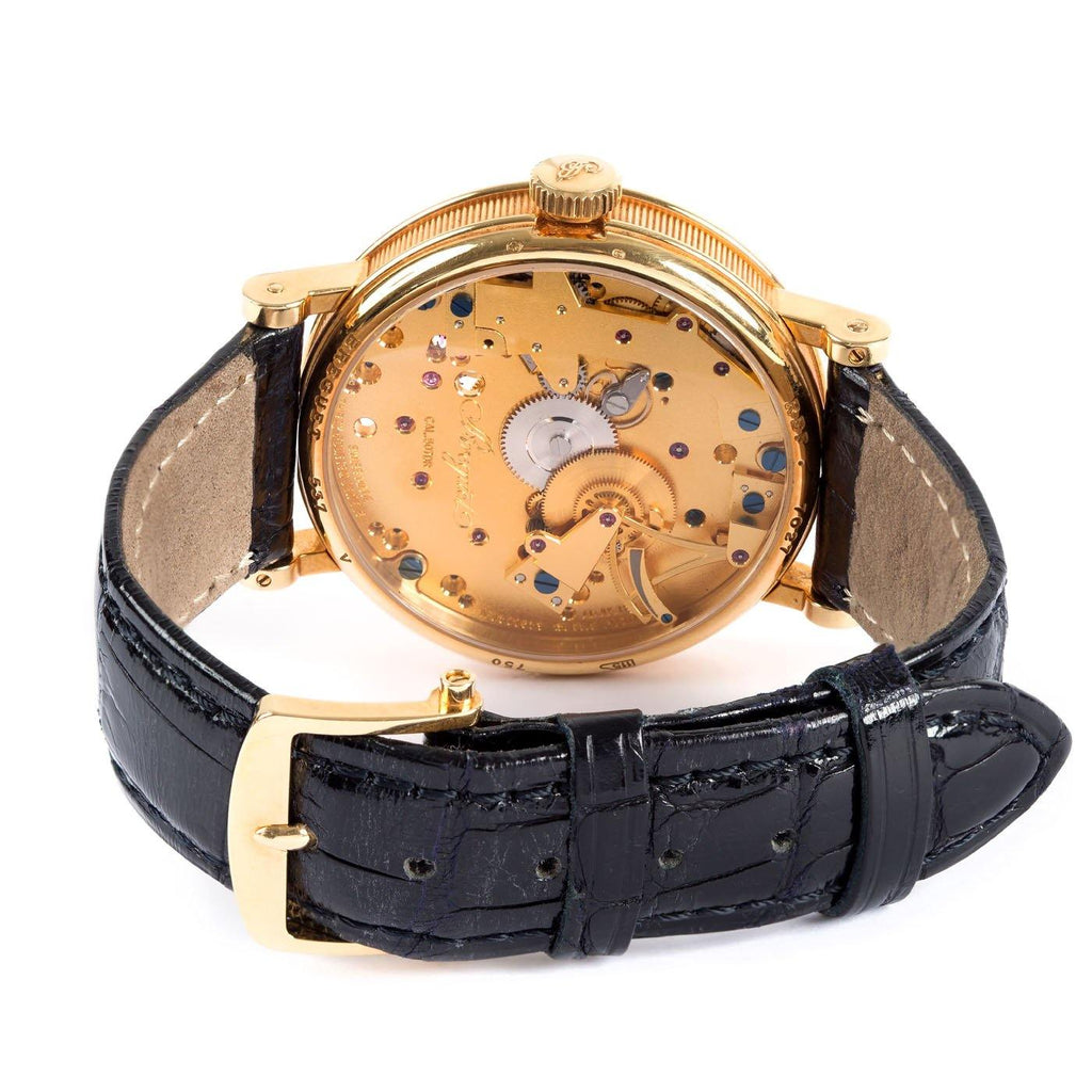 Bréguet La Tradition 18K Yellow Gold - Twain Time, Inc.