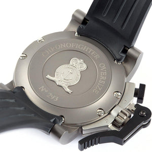 Graham Chronofighter Oversized Commando Carbon T - Twain Time, Inc.