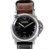 "Officine Panerai Luminor 1950 ""Fiddy"" Limited Edition Stainless Steel PAM 127 - Twain Time, Inc."