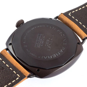 Officine Panerai Radiomir Marina 8 Giorni Black Composite/Ceramic  PAM 339 - Twain Time, Inc.