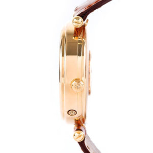 Van Cleef & Arpels Annual Calendar 18K Yellow Gold - Twain Time, Inc.