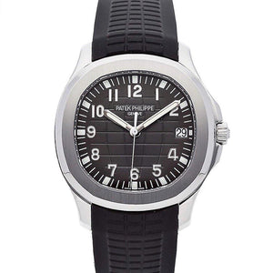 Patek Philippe Aquanaut Stainless Steel Black Embossed Dial Ref. 5167A-001