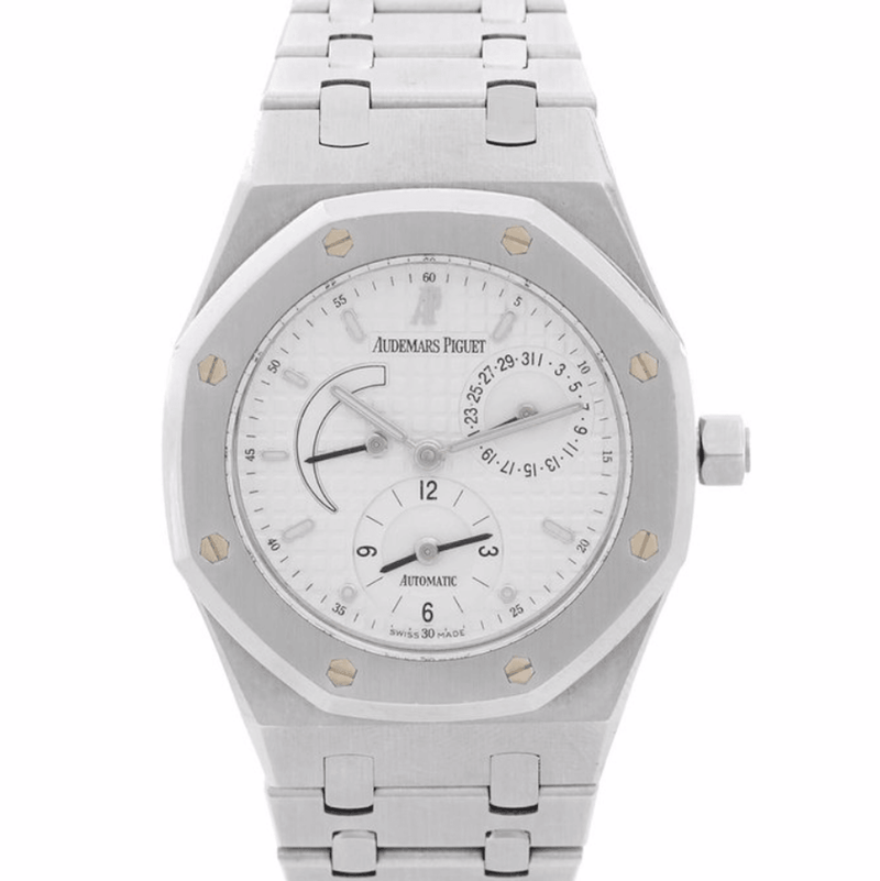Audemars Piguet Royal Oak Dual Time Zone Power Reserve - Twain Time, Inc.