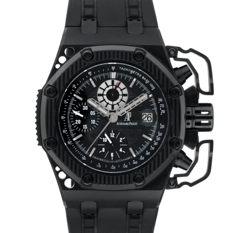 Audemars Piguet Royal Oak Offshore Chronograph Survivor Limited Edition - Twain Time, Inc.
