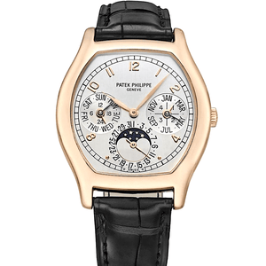 Patek Philippe Grand Complications Perpetual Calendar Moon Phases 18K Rose Gold Ref. 5040R