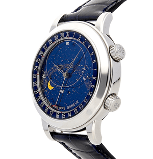 Patek Philippe Grand Complications Celestial Platinum Ref. 6201-001